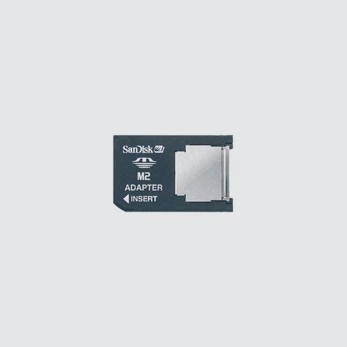 Sandisk Adaptador M2 Para Ms Pro Duo Mobile Memory