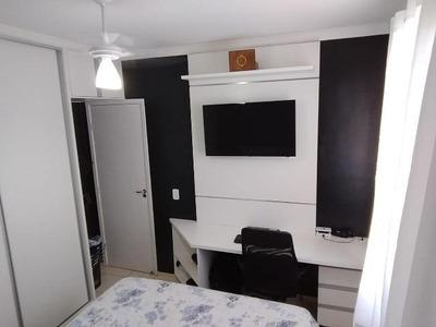 Apartamento Com 2 Dormitórios À Venda, 47 M² Por R$ 185.000 - Alvorada - Mirassol/sp - Ap0477