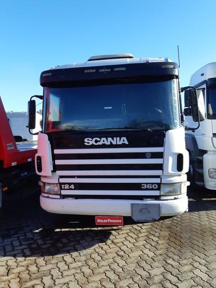 Scania 124 360 6x2 Selectrucks
