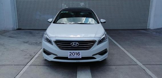 Hyundai Sonata 5p Limited L4/2.4 Aut Nave