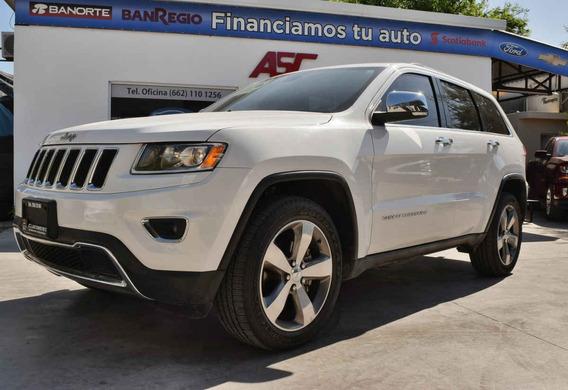 Jeep Grand Cherokee 2016 5p Limited 4x2 V6/3.6 Aut Nav