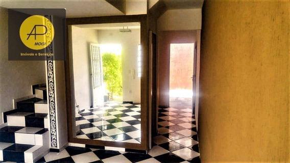 Sobrado Com 2 Dormitórios À Venda, 65 M² - Cézar De Souza - Mogi Das Cruzes/sp - So0133