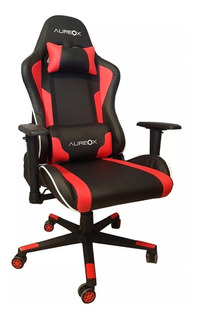 Silla Sillon Gamer Aureox G400 2 Almohadones Pc Xbox Ps4 !