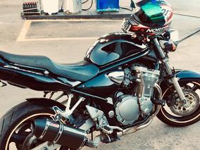 Suzuki Bandit 600n - 2002