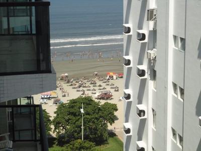 3 Dorms Suite 2 Garagens Sacada Vista Mar Praia Boqueirão