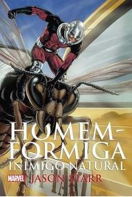 Homem-formiga - Inimigo Natural - Livro Novo