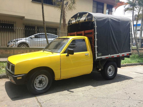 Chevrolet Luv 87 4x2 Estacas Vendo-permuto 3216395235
