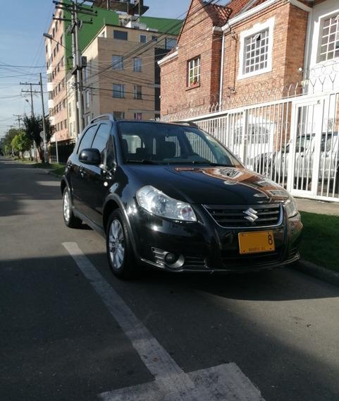 Suzuki Sx4 1.6 5p Fe Japonés Mt