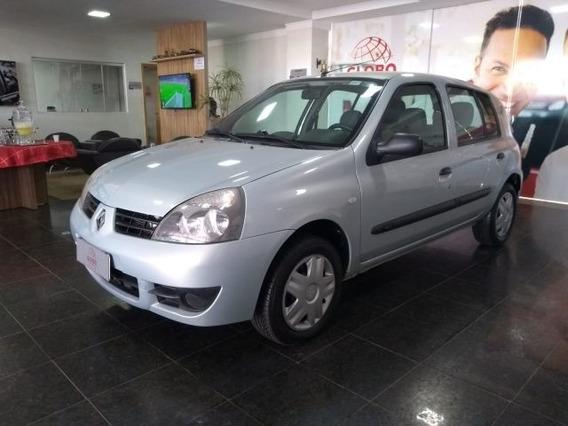 Renault Clio Campus 1.0 16v Hi-flex, Jgz8881