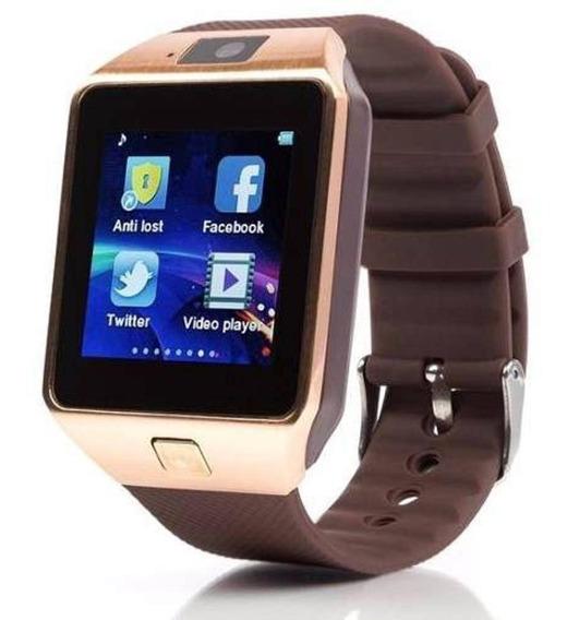 Reloj Inteligente Smartwatch Dz09 Celular// Envio Gratis
