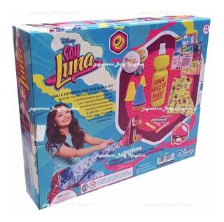 Juego Juguete Para Nena Niña Nuevo Kit Soy Luna 6en1 Disney