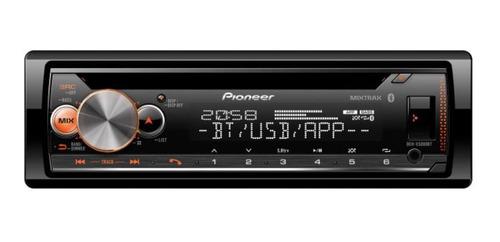 Som automotivo Pioneer DEH X5000 com USB e bluetooth