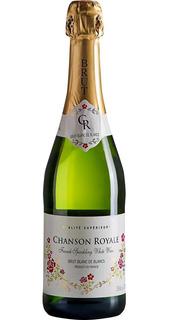 Espumante Francês Chanson Royale Brut Garrafa 750ml