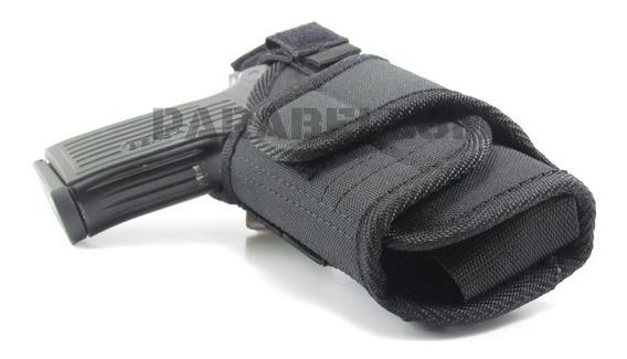 Pistolera Universal Molle Vertical