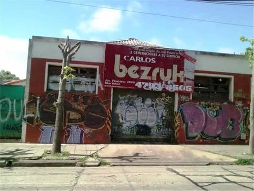 Galpón En Venta Martinez