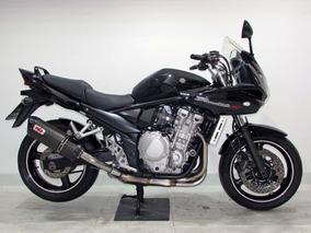 Suzuki - Bandit 650 S - 2009 Preta