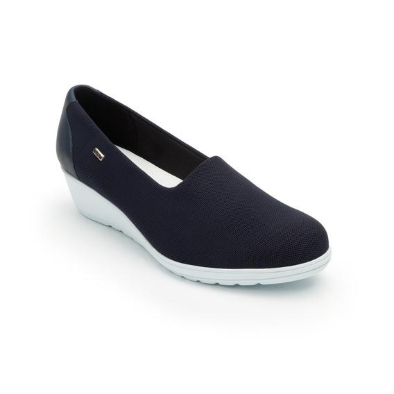 Sneaker Flexi Dama 35103 Azul