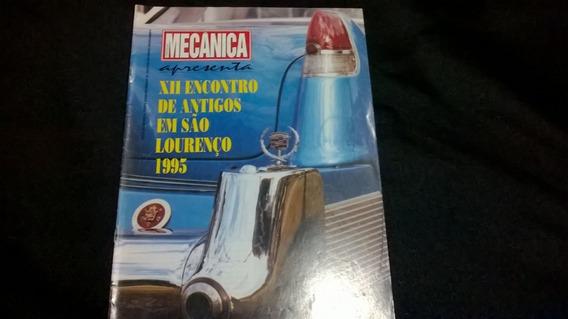 Revista Oficina Mecânica Xii São Lourenço Nº107 Ano 1995