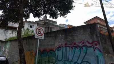 Terreno Na Vila Pereira Barreto Na Rua Nossa Senhora - 8612