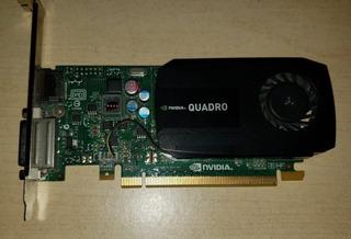 Gpu Nvidia Quadro K600 1gb Mala