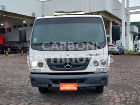 Mercedes-benz Accelos 815 4x2, Ano 2013/2013.