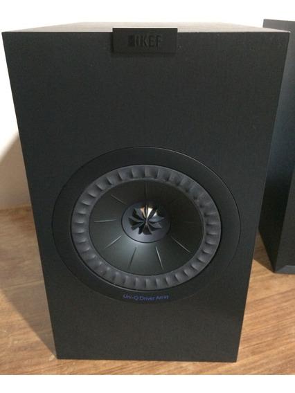 Caixa Acústica Kef Q350 (par) - Não É Jbl, Klipsch, B&w!