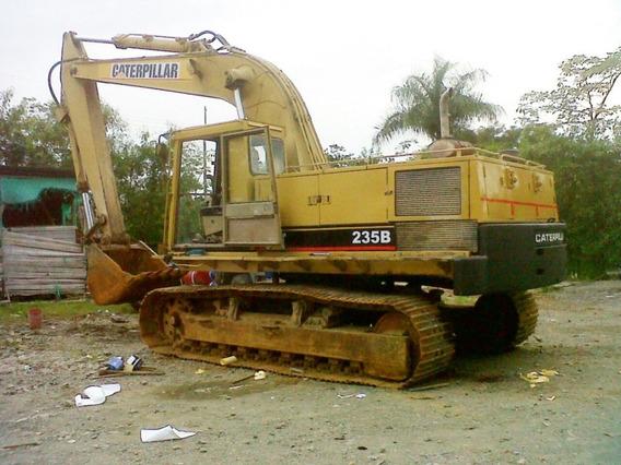Retroexcavadora De Cadenas Caterpillar 235b Mod.94