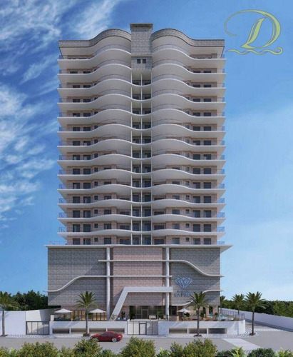Imagem 1 de 24 de Cobertura Com 4 Dormitórios À Venda, 218 M² Por R$ 1.640.250 - Guilhermina - Praia Grande/sp - Co0068