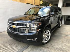 Chevrolet Suburban Ltz Negra 2015 Recien Importada Clean Car
