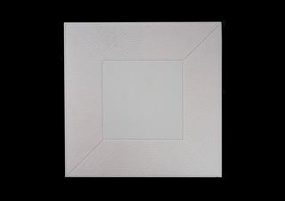 Placa De Yeso Antihumedad Cielorrasos Techos 60x60cm .