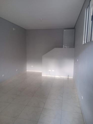 Sala Comercial Para Salão De Beleza- Vila Dalva - Fl47