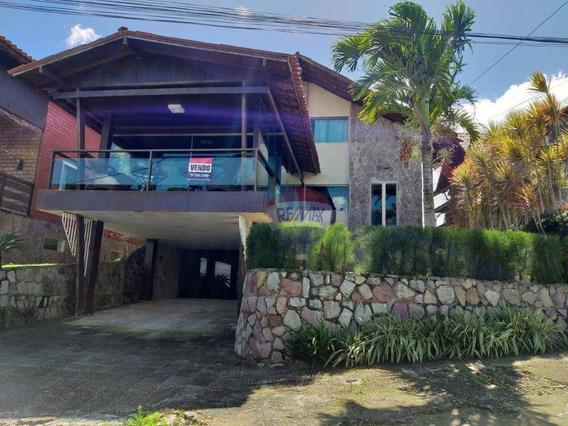 No Sossego De Gravatá, Essa Linda Casa Pode Ser Sua - Ca0285