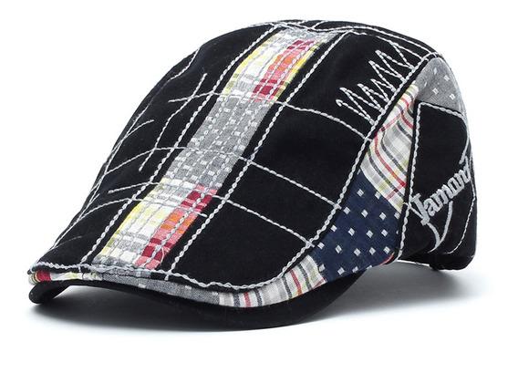 Bordado Irregular Tela A Cuadros Patchwork Sale Sombreros
