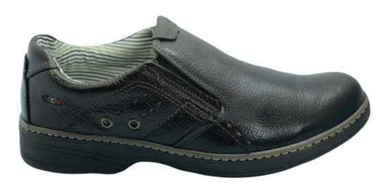Sapato Pegada Couro 21251