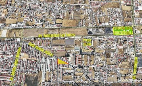 Imagen 1 de 7 de Vendo Terreno De 4,397 M Cerca De Las Torres