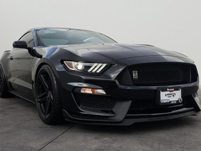 Ford Mustang Shelby Gt-350 Negro 2017