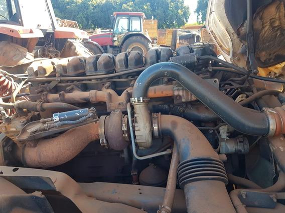 Motor Scania 124 400 Bomba Inj Completo