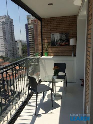Flat - Vila Nova Conceição  - Sp - 444585