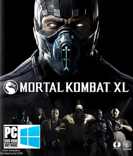 Mortal Kombat Xl - Juego Digital Para Pc