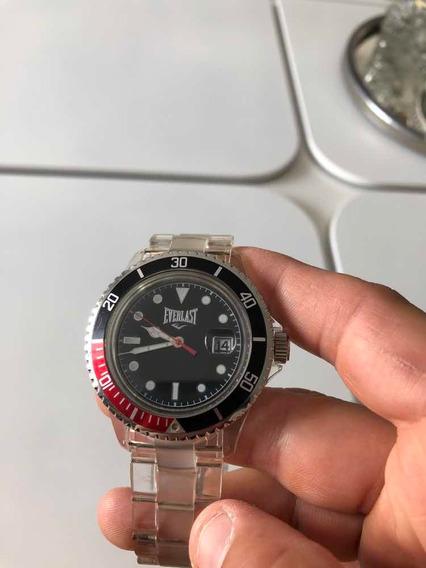Relógio Original Everlast Em Boas Condições