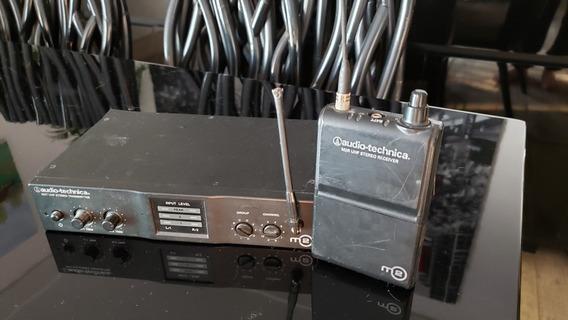 Audio Technica M2 Monitor De Áudio Sem Fio In Ear