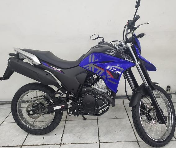 Lander 250 Abs 0 Km Azul Yamaha