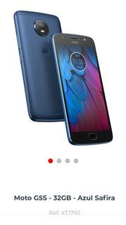 Celular Motorola Moto G5s 32gb/xt1792