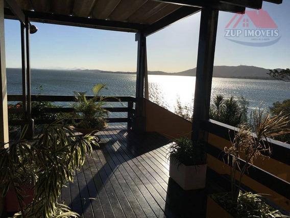 Casa À Venda Com Vista Para Lagoa, Poço Fundo, São Pedro Da Aldeia. - Ca0229
