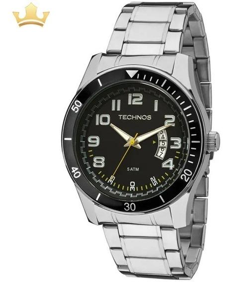 Relógio Technos Masculino 2115ksl/1y Com Nf