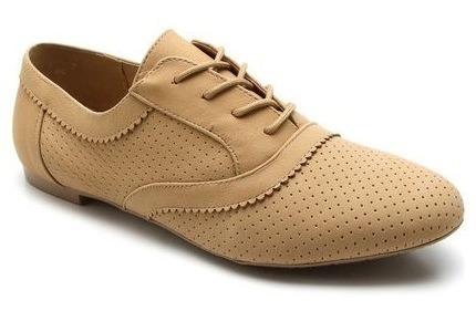 Sapato Feminino Oxford Facinelli 551106 - Maico Shoes