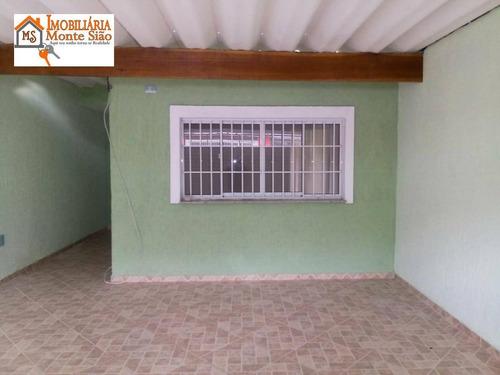 Casa À Venda, 150 M² Por R$ 499.900,00 - Jardim Rosana - Guarulhos/sp - Ca0293