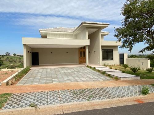 Casa Com 4 Dormitórios À Venda, 424 M² Por R$ 3.800.000,00 - Quinta Do Golfe 1 - Residencial - São José Do Rio Preto/sp - Ca8947