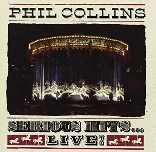 Phil Collins - Serious Hits... Live! (vinilo Doble Nuevo)