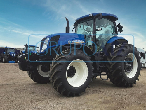 Trator New Holland  T7.205 0 Km 20/20